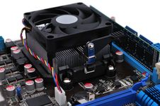 Free Motherboard Royalty Free Stock Images - 16902009