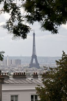 Free Paris Eiffel Tower Stock Photo - 16903470