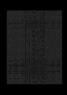 Free Vector Maze Royalty Free Stock Photo - 16903635