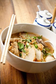 Free Noodle Spicy. Stock Photos - 16903903