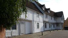 Free Lavenham Guildhall Stock Image - 16904321