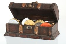 Free Treasure Chest Stock Images - 16904824