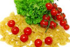 Free Pasta Royalty Free Stock Photos - 16904838