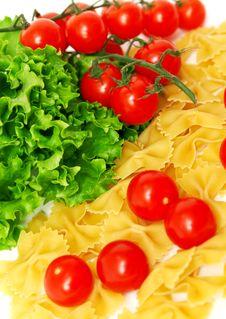 Free Pasta Stock Photography - 16904852