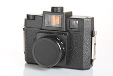 Free Old Camera Stock Photography - 16904862