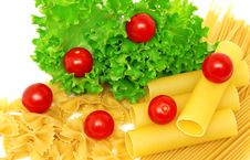 Free Pasta Stock Image - 16904871