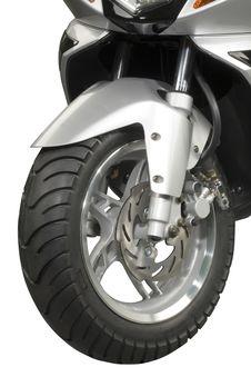 Free Wheel, Motorcycle, Technics Royalty Free Stock Images - 16905249