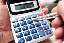Free Calculator Royalty Free Stock Photos - 16905298