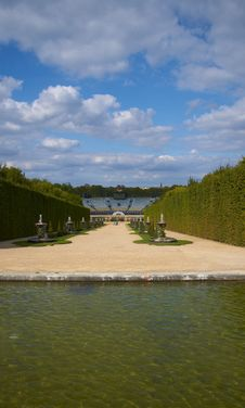 Free Palace Of Versailles Stock Images - 16905314