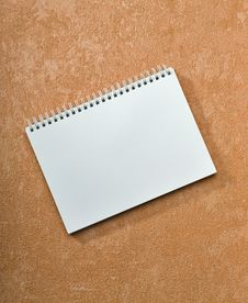 Free Spiral Notebook Royalty Free Stock Images - 16906809