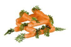 Free Carrots Royalty Free Stock Photography - 16907167