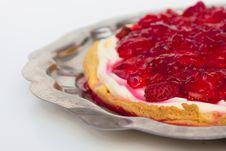Free Strawberry Tart Stock Images - 16907884