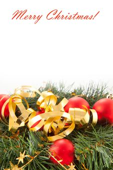 Free Christmas Gift Card Stock Photo - 16908000