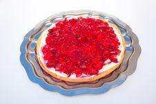 Free Strawberry Tart Royalty Free Stock Image - 16908006