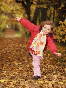 Free Little Girl Royalty Free Stock Images - 16908239