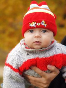 Free Outdoor Baby Stock Photography - 16908262