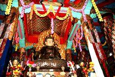 Free Padmasambhava ICONS Royalty Free Stock Photography - 16908467