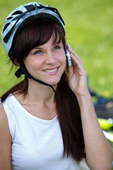 Free Making A Call Stock Photography - 16909062