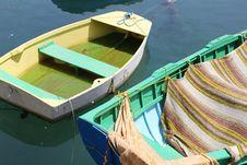 Free Bright Boats 2 Royalty Free Stock Photography - 16909167