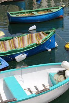Free Bright Boats 3 Stock Photos - 16909183