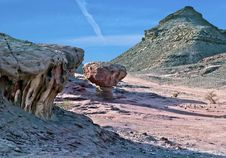 Free Geological Formations At Timna Park, Israel Stock Images - 16909764