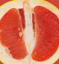 Free Orange Cut In The Form Of Human Kidneys Stock Photo - 16915220