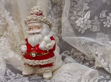 Free Antique Santa Claus Stock Photography - 16910172