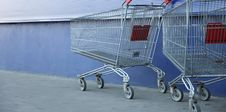 Free Shopping Carts Stock Images - 16910774