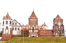 Free Castle Royalty Free Stock Photos - 16910848
