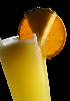 Free Fresh Orange Drink Stock Photo - 16911800