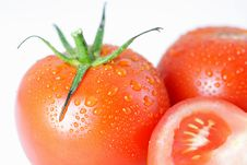 Free Tomatoes Royalty Free Stock Photos - 16912228