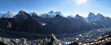 Free Mountain Panorama Stock Photo - 16912390