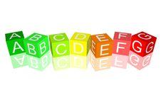 Free Energy Efficiency Blocks Stock Photo - 16912400
