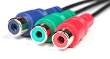 RGB Video Coonectors Cable