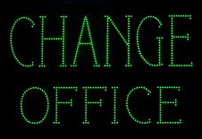 Free Change Office Royalty Free Stock Image - 16913016