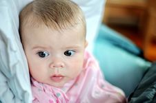 Free Baby Face Stock Photography - 16915002