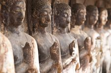 Free Buddha Statue Stock Images - 16916194