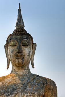 Free Buddha Statue Royalty Free Stock Image - 16916196