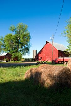 Free Old Country Farm Stock Photo - 16916280
