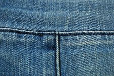 Free Blue Jeans Royalty Free Stock Image - 16917586