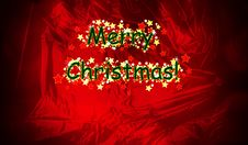 Free Merry Christmas Royalty Free Stock Image - 16918096