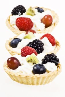 Free Fruits Dessert Royalty Free Stock Photography - 16918097