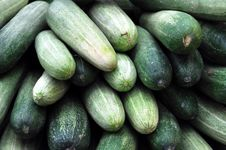 Free Cucumbers Royalty Free Stock Photos - 16918498