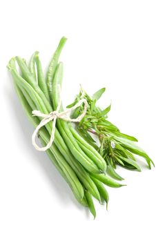 Free Green Beans And Savory Stock Photos - 16918723