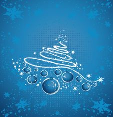Free Christmas Background Royalty Free Stock Images - 16918949