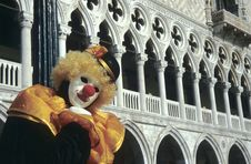 Free Carnival Of Venice Stock Photography - 16919042