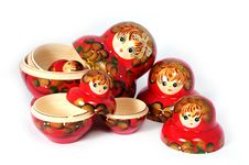 Free Russian Dolls Stock Photos - 16919413