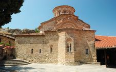Free Church Of Roussanou Monastery,Meteora,Greece Royalty Free Stock Photos - 16919588