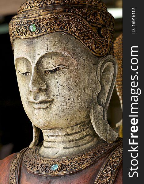 Buddha burmese style