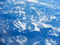 Free Aerial View Of A Mountain Range,Pyrenees Royalty Free Stock Photography - 16924677